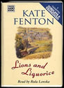 LIONS AND LIQUORICE AUDIO BOOK